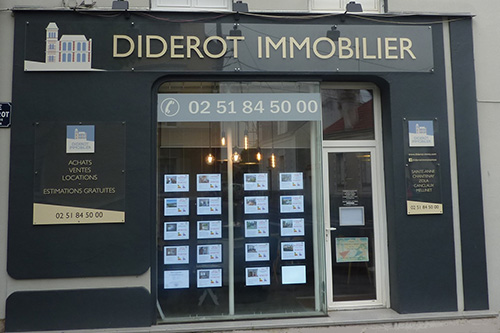 Diderot Immobilier - Notre agence